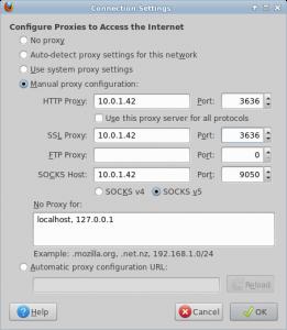 proxy-settings
